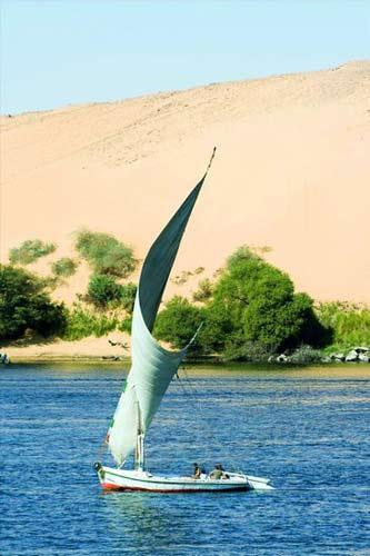 尼罗河Egypt 《尼罗河上的惨案》
