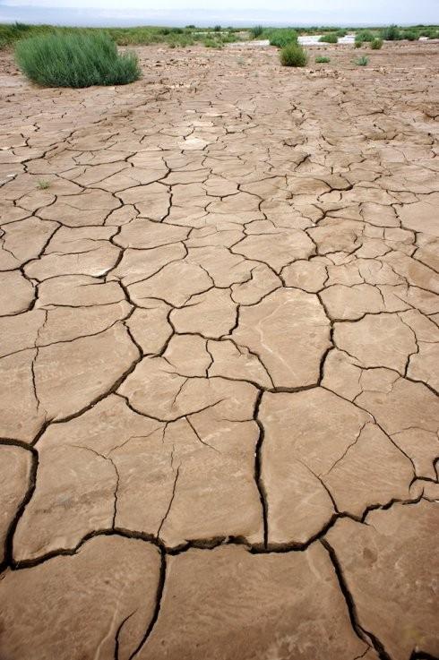 【新疆】消失的中国最低地-艾丁湖