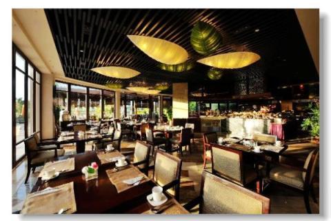 [机票+酒店] 海南三亚5日自助游>亚龙湾维景国际度假酒店,位置优越