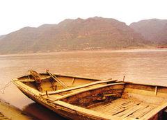 黄河古渡图片