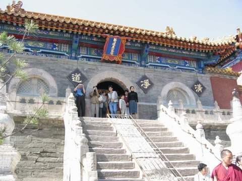 菩萨顶旅游攻略 10月菩萨顶旅游线路报价 菩萨顶旅游景点