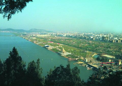 徐州云龙湖食人鱼,徐州云龙湖,徐州云龙湖风景区