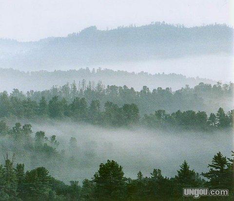 鹤岗国家森林公园旅游