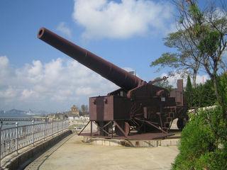 克虏伯大炮