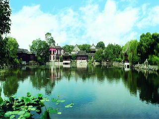 景点简介小莲庄+小莲庄是南浔园林典型代表