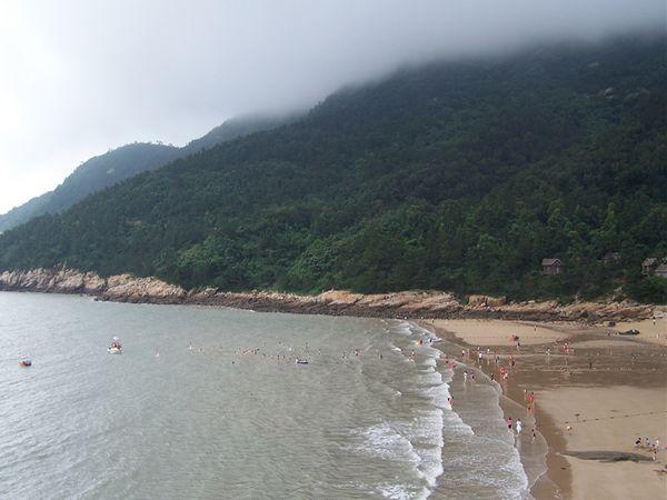 苏马湾海滨浴场