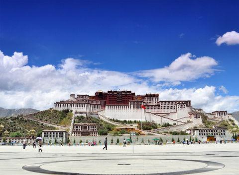 <西藏双卧12日游>0自费0购物,含大峡谷,住宿可升级